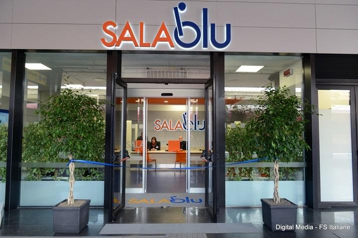Sale Blu Ferrovie : Ferrovie le stazioni con sale blu salgono a 300 muoversi a roma